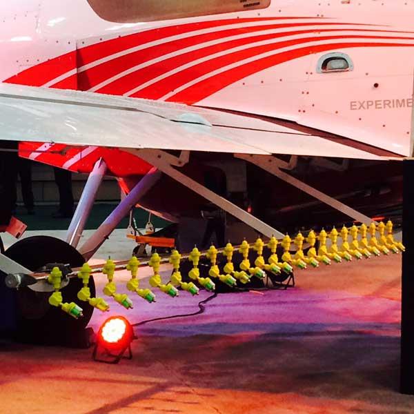 airspray equipment
